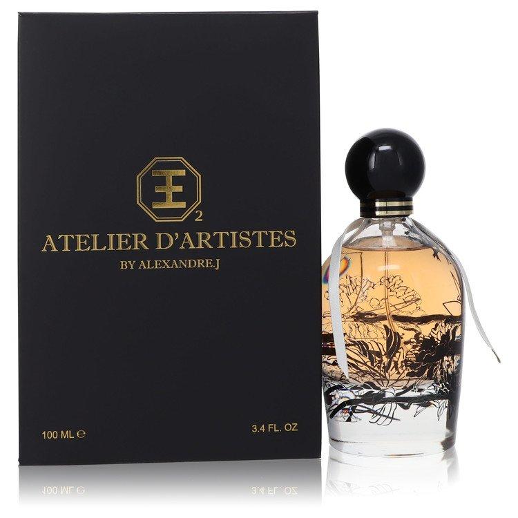 Atelier D'artistes E 2 by Alexandre J Eau De Parfum Spray (Unisex )unboxed 100ml for Women