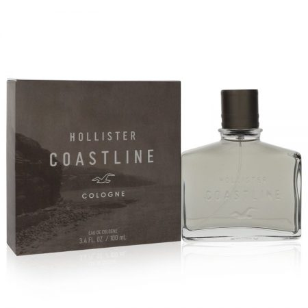 Hollister Coastline by Hollister Eau De Cologne Spray 100ml for Men by