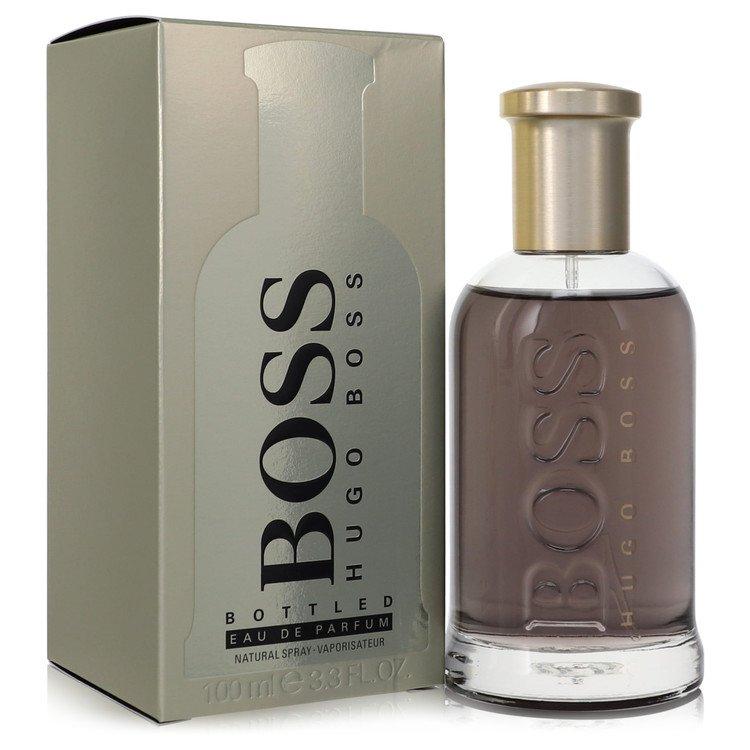 Boss Bottled by Hugo Boss Eau De Parfum Spray (unboxed) 100ml for Men