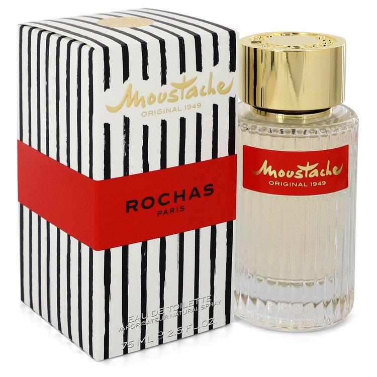 MOUSTACHE by Rochas Eau De Toilette Spray (unboxed) 75ml for Men