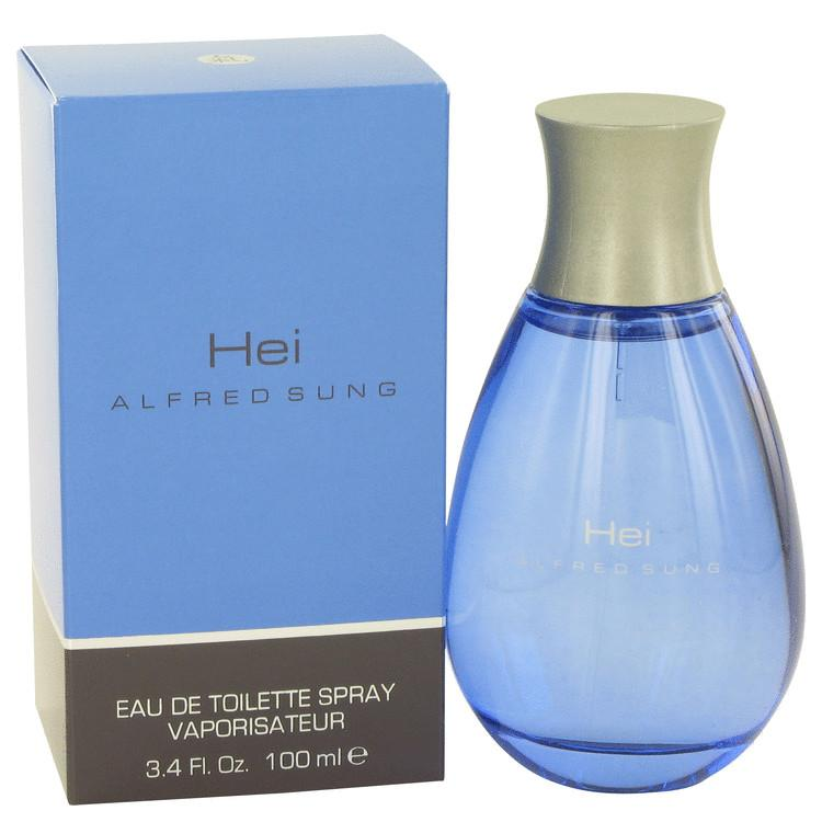 Hei by Alfred Sung Eau De Toilette Spray 100ml