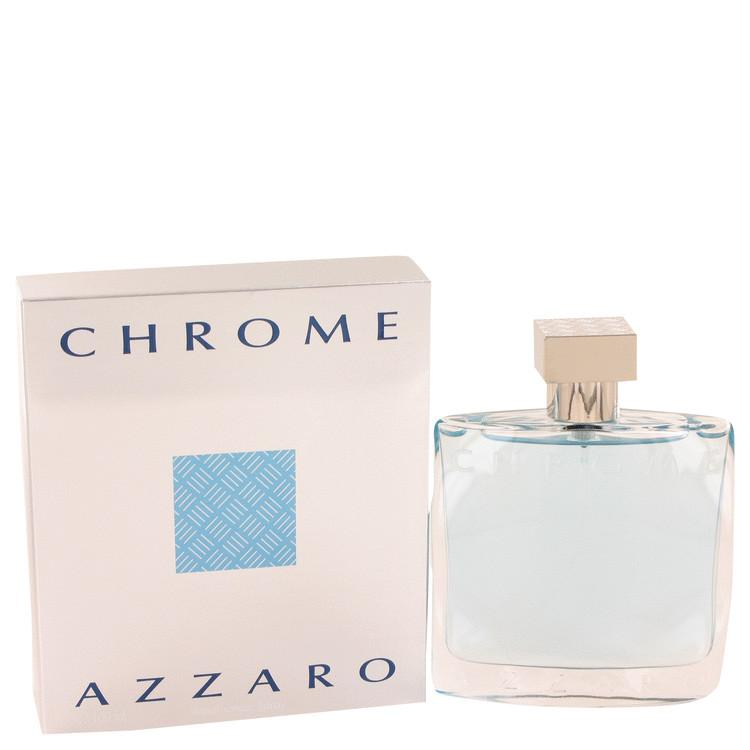 Chrome by Azzaro Eau De Toilette Spray 100ml by Azzaro