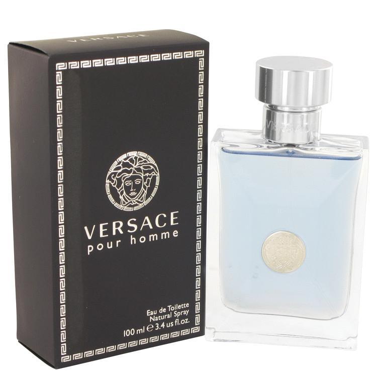 Versace Pour Homme by Versace Eau De Toilette Spray 100ml