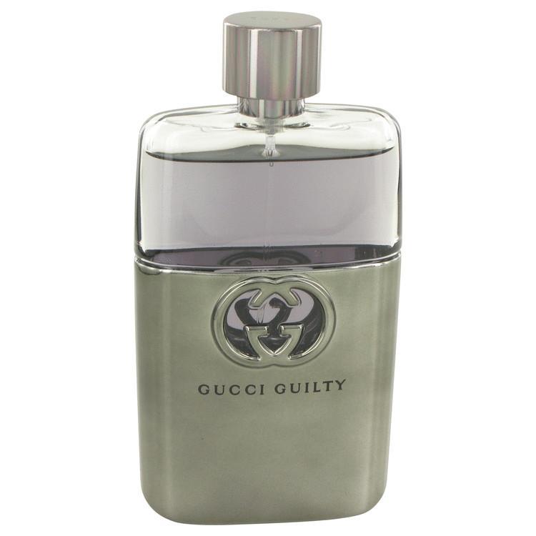 Gucci Guilty by Gucci Eau De Toilette Spray (Tester) 90ml
