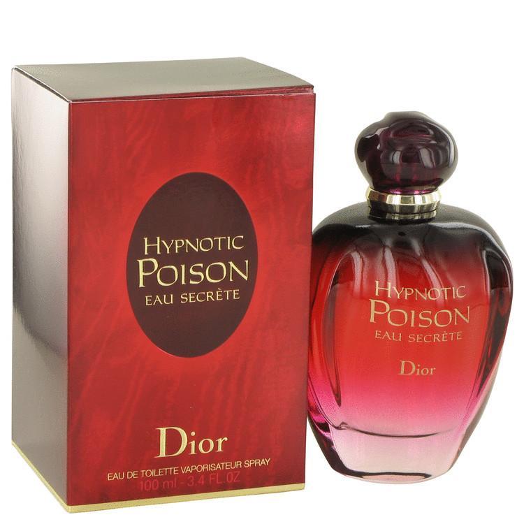 Hypnotic Poison Eau Secrete by Christian Dior Eau De Toilette Spray 100ml