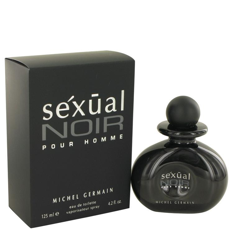 Sexual Noir by Michel Germain Eau De Toilette Spray 125ml