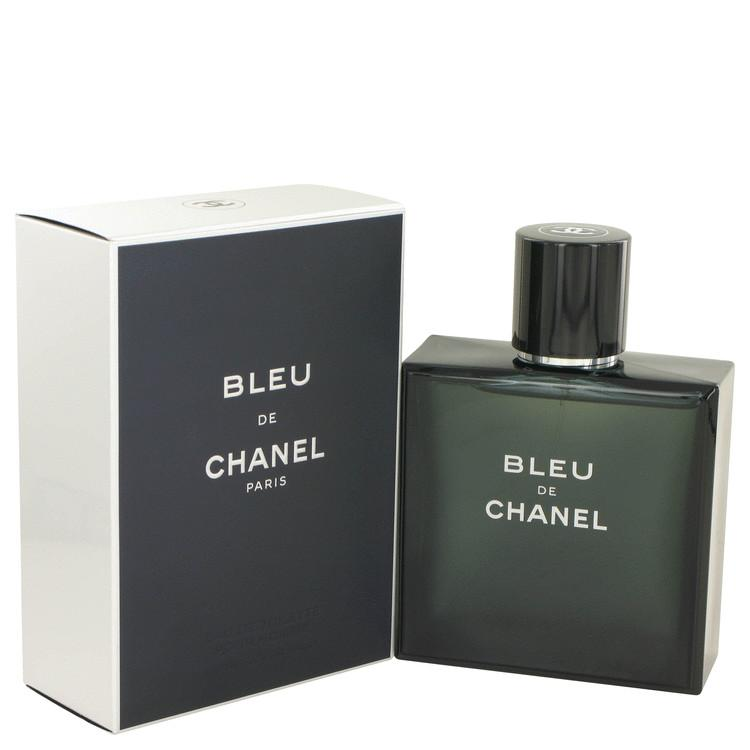 Bleu De Chanel by Chanel Eau De Toilette Spray 150ml